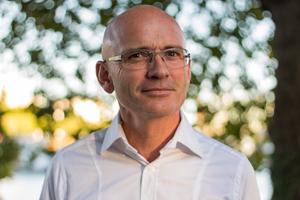 Stéphane Sanchez, gérant de Manèges, consultant et formateur