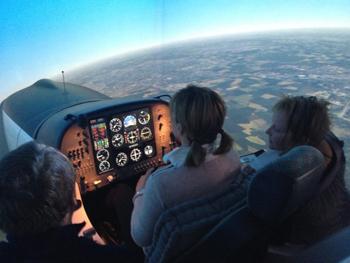 Exemple d'activité ludo-pédagogique du programme Sky Management